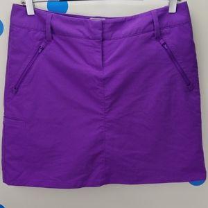 Adidas Purple Skirt